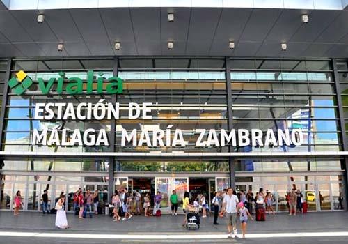 Vialia Centro Comercial in Malaga