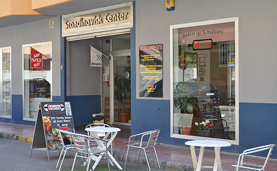 Gallerian Scandinavian Shopping Center in Torrevieja