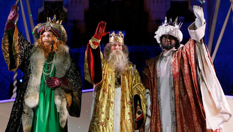 Valencia Three Kings