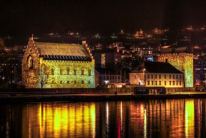Bergenhus Fortress in Bergen