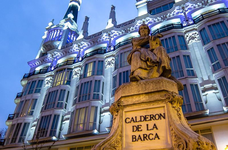 Madrid nightlife Las Letras