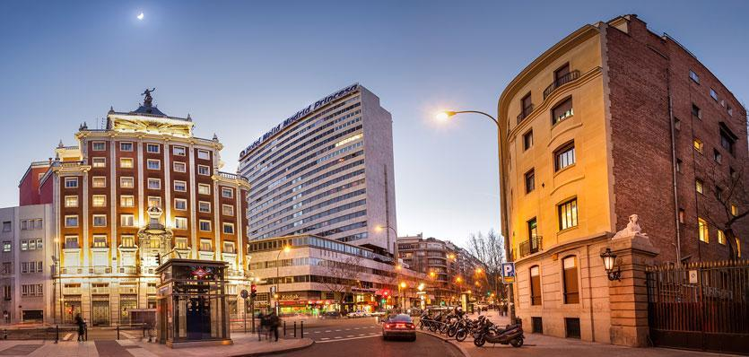 District Princesa in Madrid