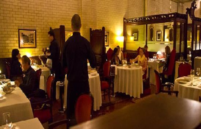 Restaurant Casa Calvet in Barcelona