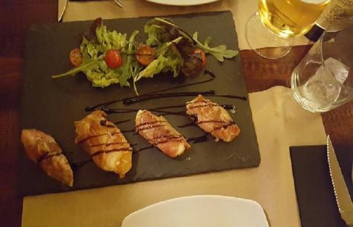 Restaurant PerBacco in Barcelona