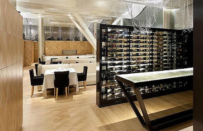 Restaurant Lasarte in Barcelona