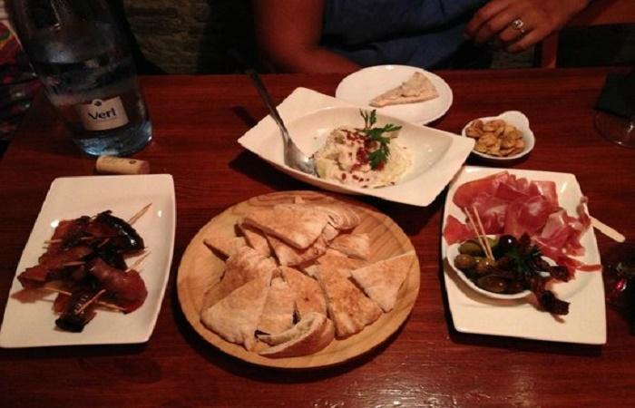 Restaurant Ziryab Fusion in Barcelona
