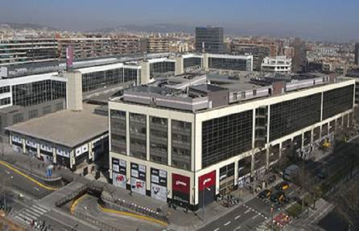 Glories shopping center in Barcelona