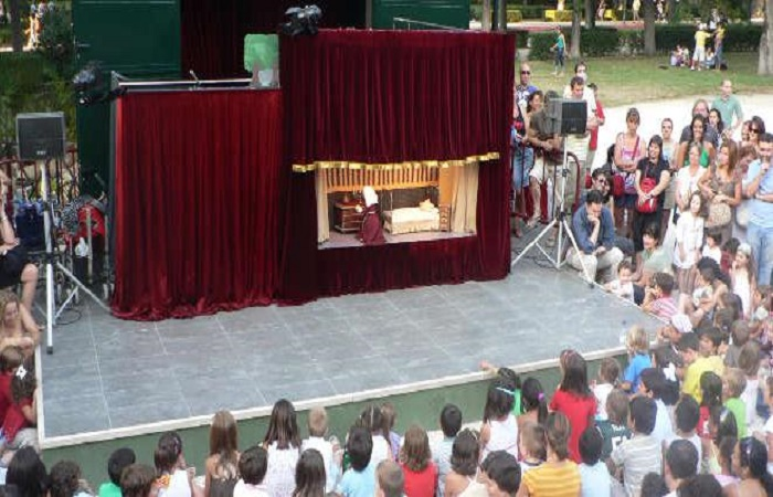 Puppet Theatre in Madrid