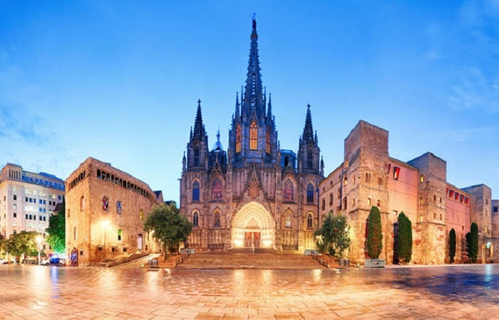All you need to know about Barcelona