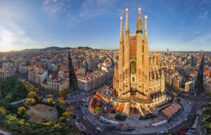 Attractions in Barcelona