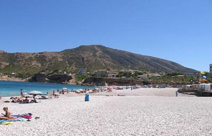 La Playa del Albir in Albir