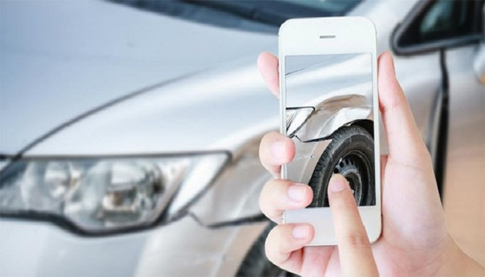 Take photos and video of the rental car before use