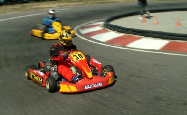 Go kart runs Fuengirola