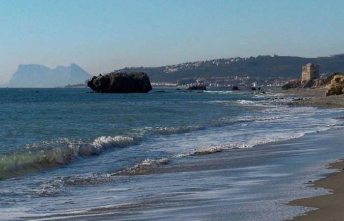 La Playa de la Galera in Estepona