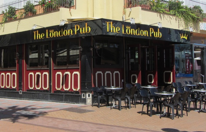 London Pub in Fuengirola
