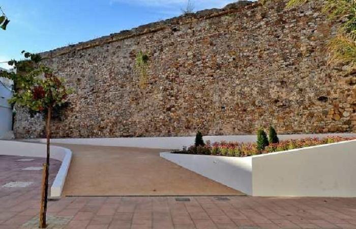 Castillo de San Luis in Estepona