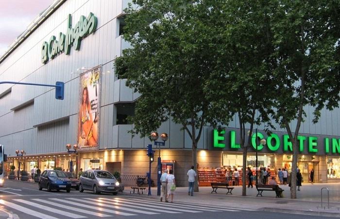 Shopping El Corte Ingles Puerto Banus