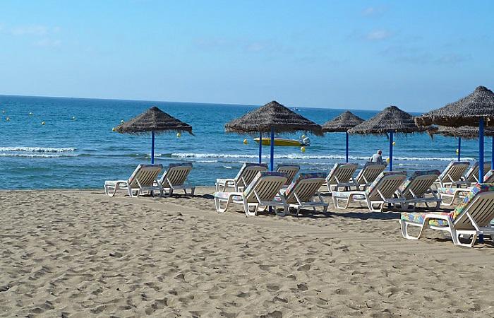 Beach Las Gaviotas