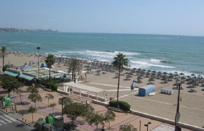 Beach Los Boliches