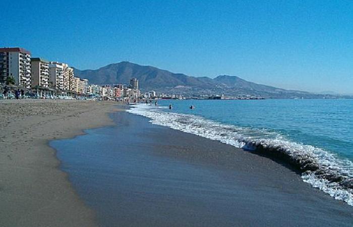 Beach of Santa Amalia
