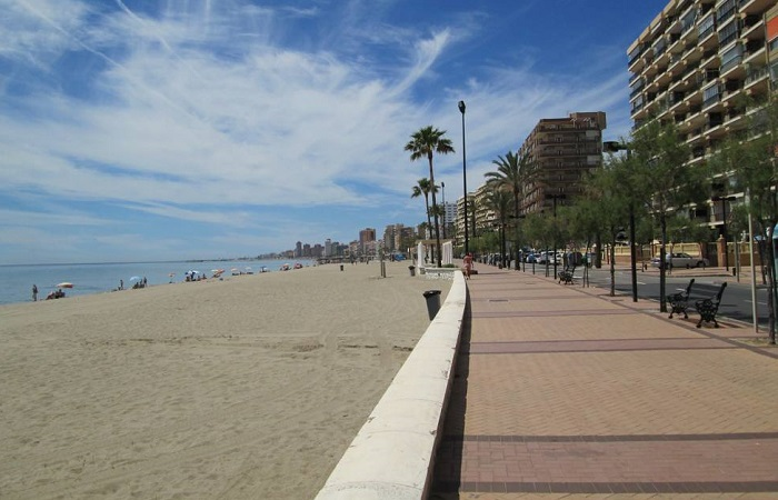 Torreblanca beach
