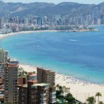 Beaches in Benidorm