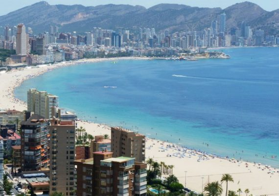 Beaches Benidorm